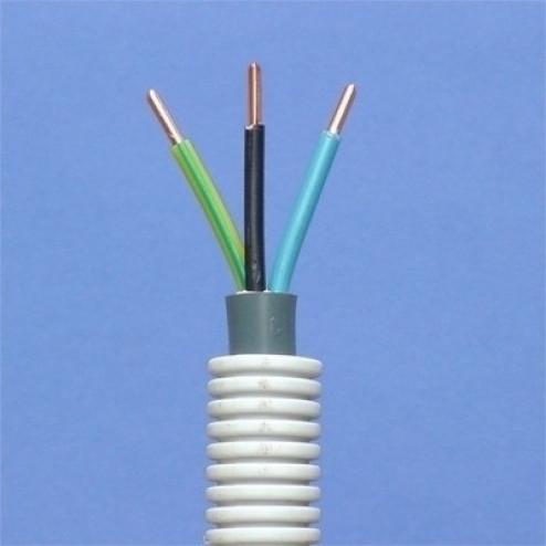 FLEXXVB3G2,5 R 100-Buis flexibel XVB 3G2,5-