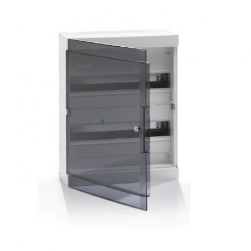FOR36-Zekeringkast 36 modules 2 rij-Vynckier