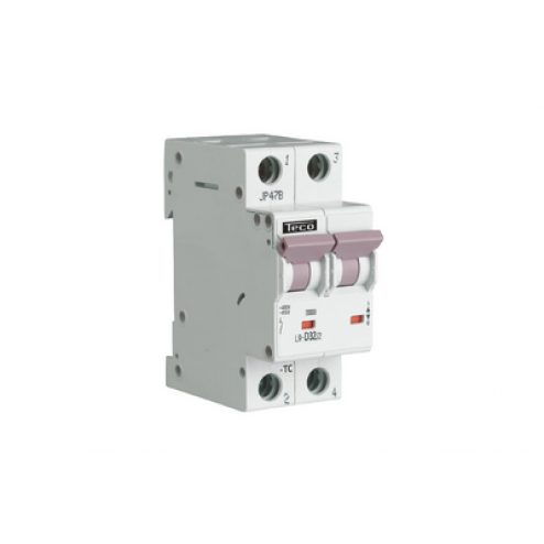 L9C2024-Automaat 2P 20A-Teconex