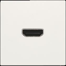 Afwerking HDMI-HDMI White 101-69417