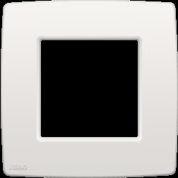 Afdekplaat White 101-76100