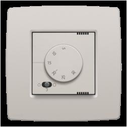 Elektronische Thermostaat Light Grey 102-88000