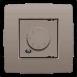 Elektronische Thermostaat Greige 104-88000