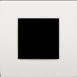 Afdekplaat Intense White 120-76100