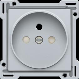 Centraalplaat stopcontact 21mm Sterling 121-66101