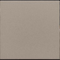 Blindplaat kabeluitvoer + trekontlasting Bronze 123-76001