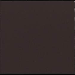 Blindplaat kabeluitvoer + trekontlasting Dark Brown 124-76001