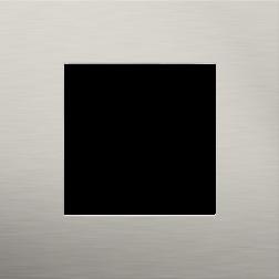 Afdekplaat steel anthracite 150-76100