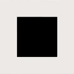Afdekplaat White Coated 154-76100