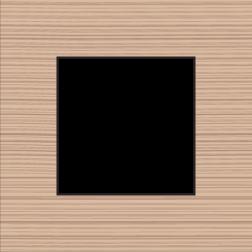 Afdekplaat Pure Bamboo 156-76100
