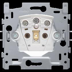 Sokkel Stopcontact 21mm  170-32100