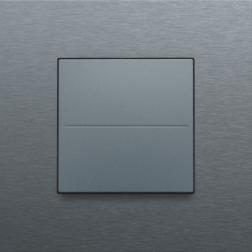 Toets RF / Domotica Alu Grey Coated 220-00001
