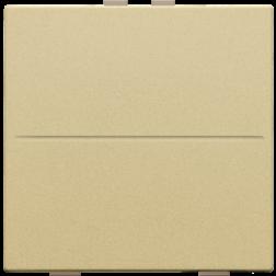 Toets RF Alu Gold Alu Gold Coated 221-00001