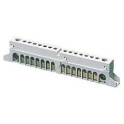 Aardingsrail voor Gewiss 4-8 module kasten