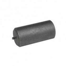 Inslagkop voor aardstaaf koper 16mm