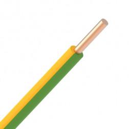 VOB 6mm² aardingsdraad geelgroen
