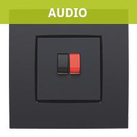 niko audio aansluitingen
